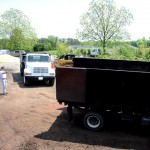 Directing trucks